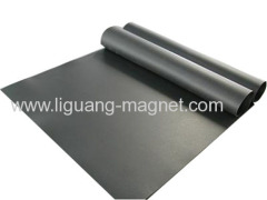 soft Rubber magnetic sheet with different sizes