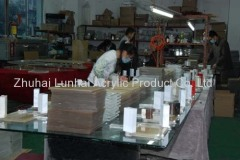 Zhuhai Lunhai Acrylic Product Co. Ltd