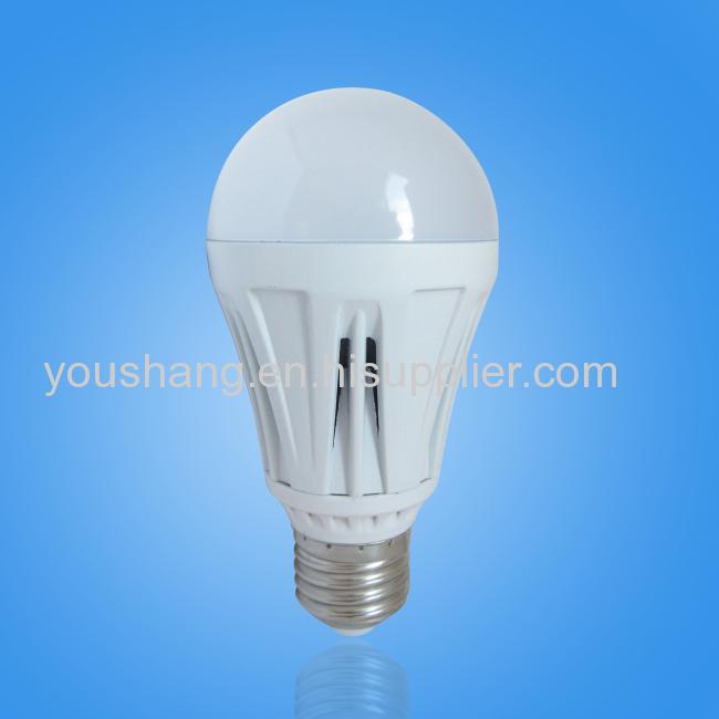 A60 6W E27 470LM SMD2835 Aluminum LED BULB