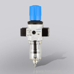 A variety of condensed water discharge filter relief pressure valve