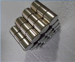round NdFeB magnets Ni coating
