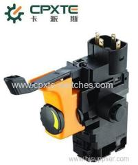 AC variable speed switch for Hammer drills of Bosch