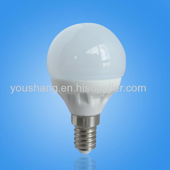 G45 E27 3.5W 250LM SMD2835 LED BULB
