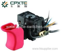 SDC switch for brushless applications