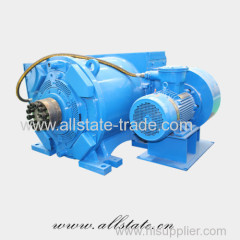High Speed Asynchronous Motor
