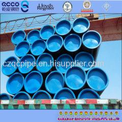 "API 5L Gr.B PSL1 16""Xschxs Carbon SMSL pipe QCCO BRAND"