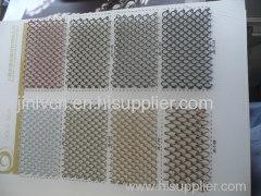 metal coil drapery factory
