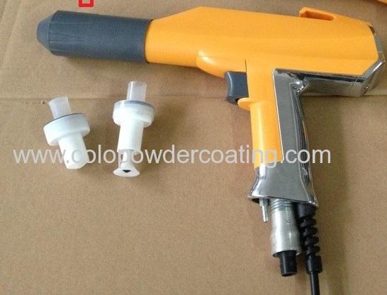 powder paint spray gun