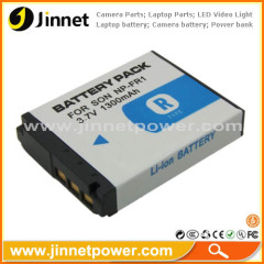 Factory price digital camera battery for sony NP-FR1 1300mAh