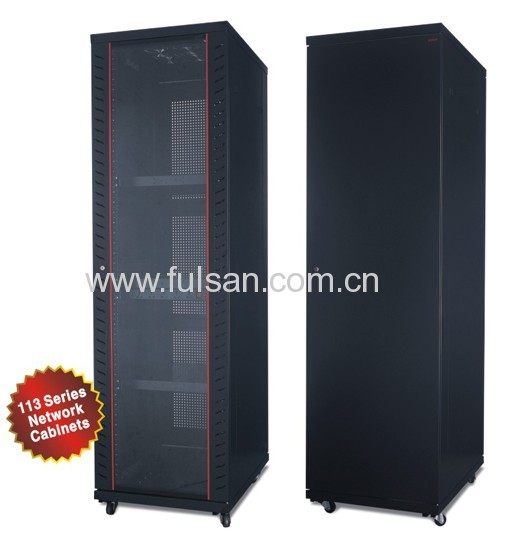 19Stand Network Cabinet