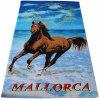 Quick-dry Suede Beach Towel microfiber towel