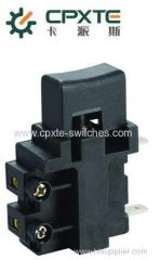 CSA switches for power tool and garden tool