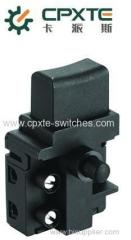 CGE switches for power tools and garden tools