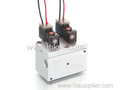 "THK-MP-08(1/4"") 4/2 way Oxygen solenoid valves"