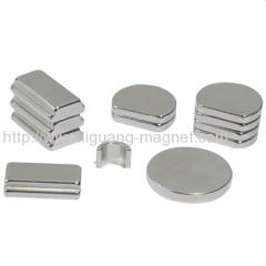 Block Neodymium Moto Magnet
