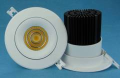 25W Cree COB LED Downlight