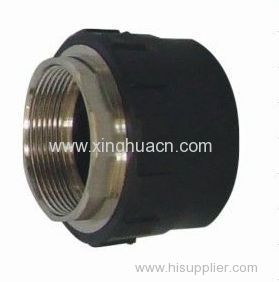 hdpe male thread coupling