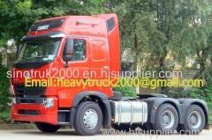 HOWO A7 trator truck