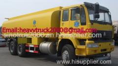 HOWO A7oil tank truck