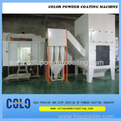 powder coating painting booth