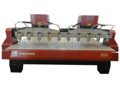 HR-2520 - CNC Milling Machine