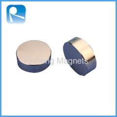 Circular Disc Neodymium Magnets N35 D45 x 25mm large magnets for sale