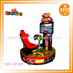 MR-QF080 Amusement good quality arcade online At 25% discount for Chinese New Year auto driving simulation machine for y