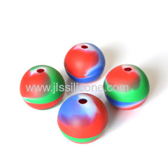 Mix Color silicone ice ball