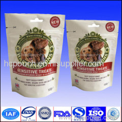 pet food bag with value