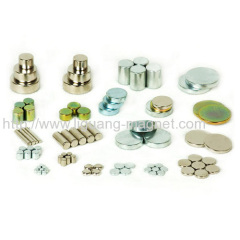 Various shapes Motor Magnet