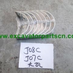 J07C/J08C MAIN BEARING FOR EXCAVATOR