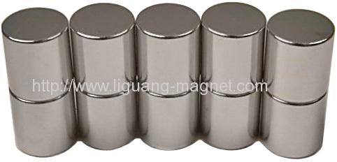 Recoil permeability Motor Magnet