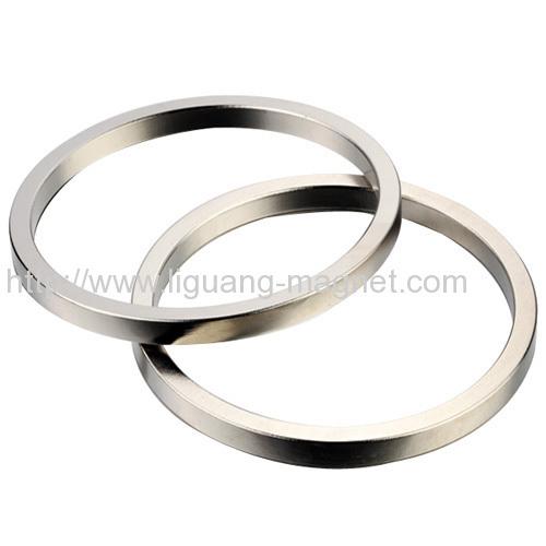 Cyclic annular Motor Magnet