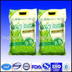 Portable finseal rice bag for sale