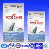 zipper lap seal with side gusseted pet food package with value