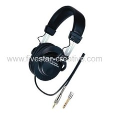 Audio-Technica ATH-M30 Circumaural Closed-Back Stereo Monitor Headphones