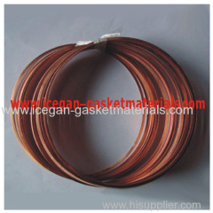 Pure Copper Gasket/copper gasket material/head gasket repair