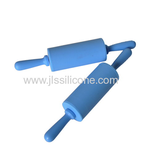 Kitchen helpful tool silicone rolling pin