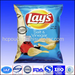 hot sale potato chips bag