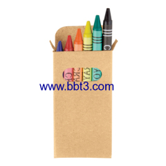 crayons with eco color box