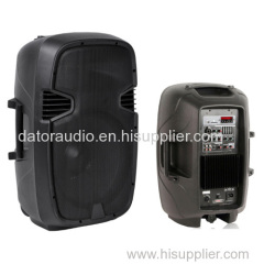 15-inch Two-way PA Speaker Box 300W Power