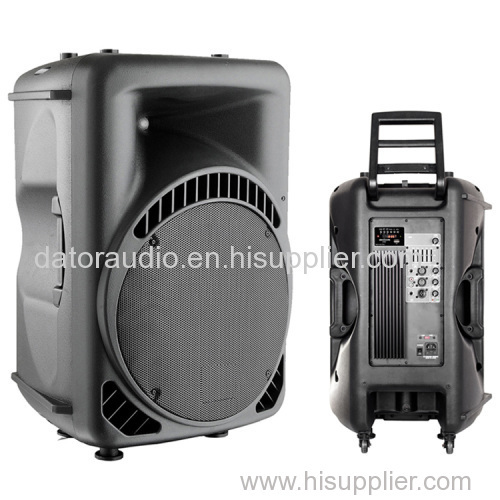 12-inch Portable PA System 200W Power