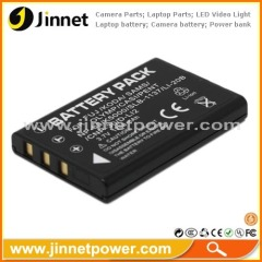 3.7V li-ion battery pack for Fuji FNP-60 NP-60 made in China