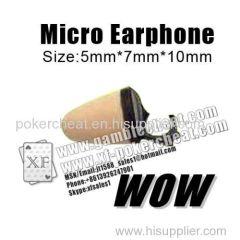 XF Wireless Micro Headset|Wireless Hidden Headset| Mini Earpieces