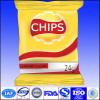 lap seal pouch potato chips bag