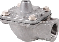 Right Angle Gas Control Pulse Valve