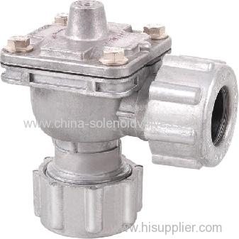 die-casting aluminum pulse valve
