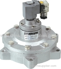 In Line Solenoid Pulse Valve