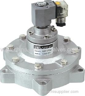 Pulse jet valve 62S