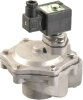 "G1"" Right Angle Solenoid Pulse Valve"